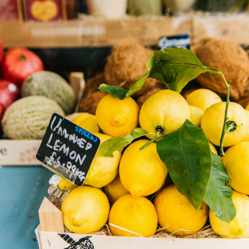 The Many Health Benefits of Lemons + My Favorite Lemon Bar Recipe